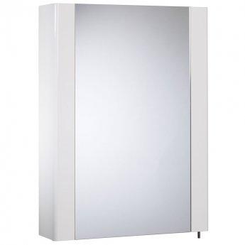 Tavistock Detail Bathroom Cabinet 650mm H x 475mm W White
