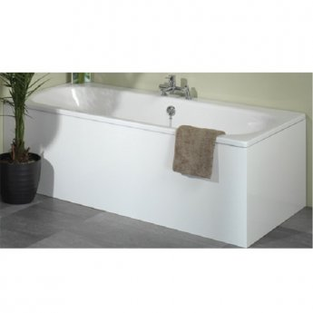 Tavistock Ethos MDF Front Bath Panel 515mm H x 1700mm W - White
