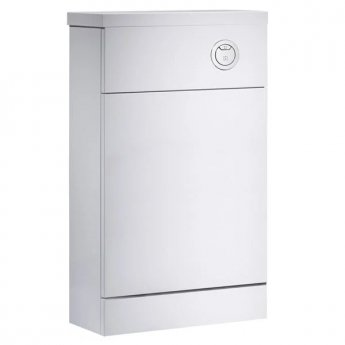 Tavistock Kobe Back to Wall WC Toilet Unit 500mm Wide White
