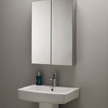 Tavistock Observe Bathroom Cabinet 650mm H x 600mm W White