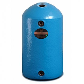 Telford Standard Vented DIRECT Copper Hot Water Cylinder 1200mm x 400mm 132 Litres