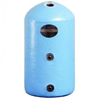 Telford Standard Vented INDIRECT Copper Hot Water Cylinder 1200mm x 400mm 132 LITRES