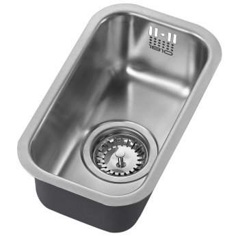 The 1810 Company Etrouno 170U 1.0 Bowl Kitchen Sink - Stainless Steel