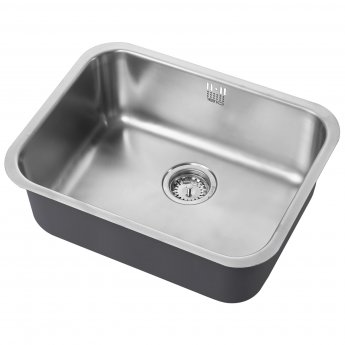 The 1810 Company Etrouno 550U 1.0 Bowl Kitchen Sink - Stainless Steel