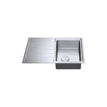 The 1810 Company Forzauno 800i 1.0 Bowl Kitchen Sink - Right Handed
