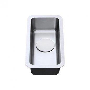 The 1810 Company Luxsoplusuno25 180U 1.0 Bowl Kitchen Sink - Stainless Steel