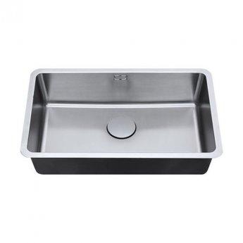 The 1810 Company Luxsoplusuno25 700U 1.0 Bowl Kitchen Sink - Stainless Steel