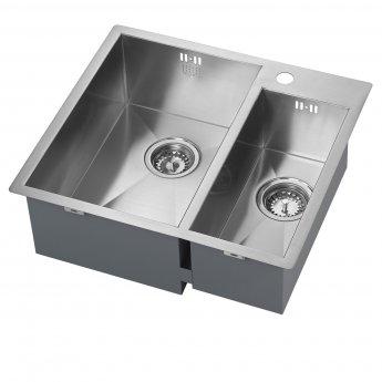 The 1810 Company Zenduo 310/180 I-F 1.5 Bowl Kitchen Sink - Left Hand
