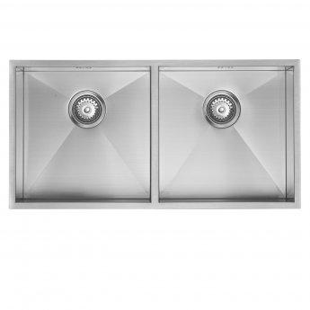 The 1810 Company Zenduo 400/400U 2.0 Bowl Kitchen Sink - Stainless Steel