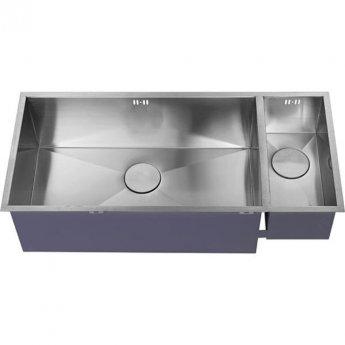 The 1810 Company Zenduo 700/180U 1.5 Bowl Kitchen Sink - Left Handed