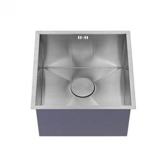 The 1810 Company Zenuno 400U DEEP 1.0 Bowl Kitchen Sink - Stainless Steel