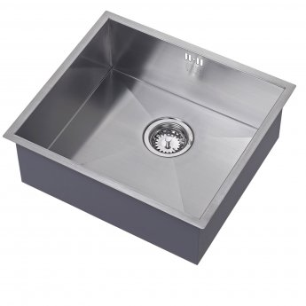The 1810 Company Zenuno 450U 1.0 Bowl Kitchen Sink - Stainless Steel