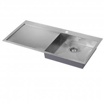 The 1810 Company Zenuno 5 I-F 1.0 Bowl Kitchen Sink - Right Hand