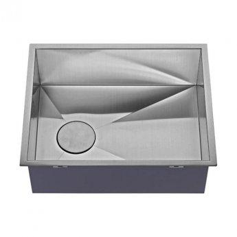 The 1810 Company Zenuno 500U OSW 1.0 Bowl Kitchen Sink - Stainless Steel