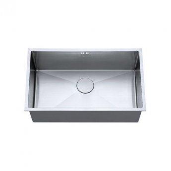 The 1810 Company Zenuno15 700U DEEP 1.0 Bowl Kitchen Sink - Stainless Steel