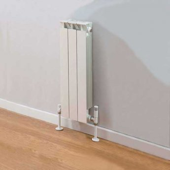 TRC Mix Radiator 390mm High x 260mm Wide - 3 Sections - RAL