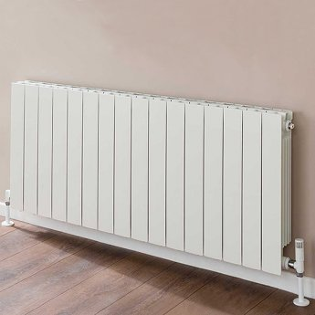 TRC VIP Radiator 440mm High x 1300mm Wide, 16 Sections, White