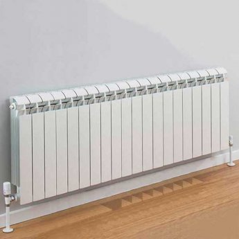 TRC Vox Radiator 440mm High x 1620mm Wide, 20 Sections, White