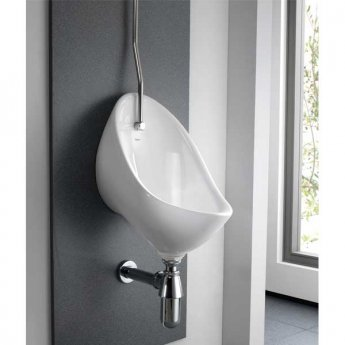 Twyford Clifton 1-Person Urinal Pack 300mm Wide - White