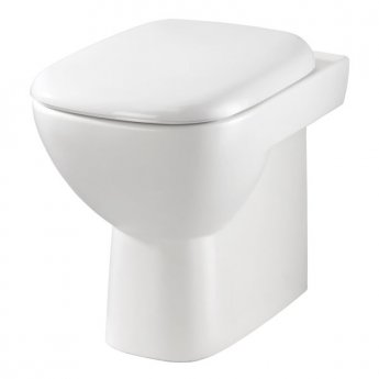 Twyford Moda Back to Wall Toilet WC - Standard Seat