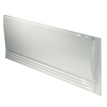 Twyford Omnifit Bath Front Panel 518mm H x 1700mm W - White