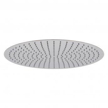 Vado Aquablade Round Slimline Fixed Shower Head 500mm Diameter - Chrome