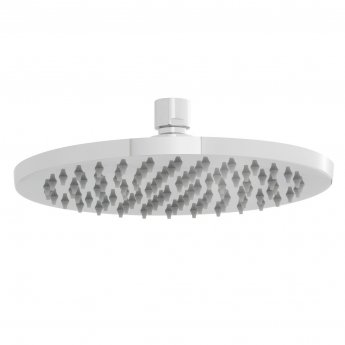 Vado Atmosphere Air-Injection Round Fixed Shower Head 200mm Diameter - Chrome