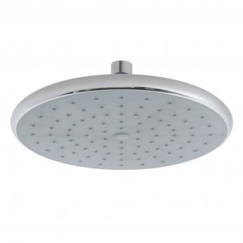 Vado Ceres Self Cleaning Round Fixed Shower Head 235mm Diameter - Chrome