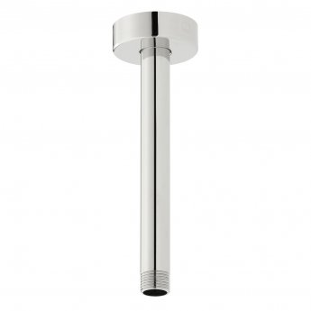 Vado Elements Ceiling Mounted Shower Arm 150mm Length - Chrome