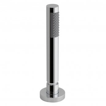 Vado Zoo Single Function Shower Handset with Shower Hose Deck Mounted - Chrome