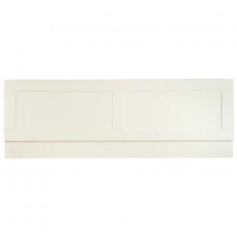 Verona Aquamode MDF Front Bath Panel 1700mm W X 450mm H (Adjustable Plinth 150mm) - Crema
