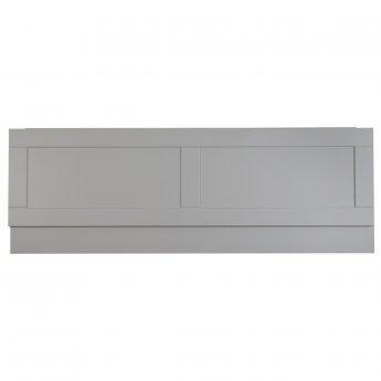 Verona Aquamode MDF Front Bath Panel 1700mm W X 450mm H (Adjustable Plinth 150mm) - Dust Grey