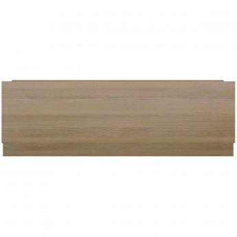 Verona Aquapure Front Bath Panel 450mm H x 1800mm W (Adjustable Plinth 150mm) - Rustic Oak