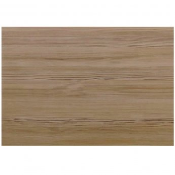 Verona Aquapure End Bath Panel 700mm W X 450mm H (Adjustable Plinth 150mm) - Rustic Oak