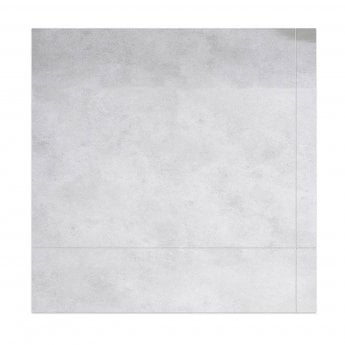 Verona Aquawall Waterproof Shower Wall Panels Packs of 8 Tiles - Cloudy White