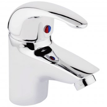 Verona Design Mono Basin Mixer Tap - Chrome