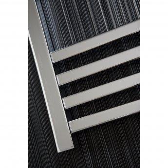 Verona Olympus Designer Heated Towel Rail 900mm H x 450mm W - Chrome