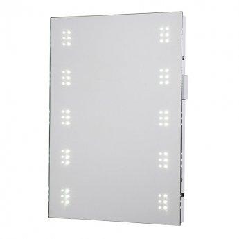 Verona Reflection LED4 Bathroom Mirror 700mm H x 500mm W LED Illuminated
