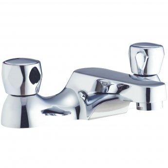 Verona Utility Bath Filler Tap Deck Mounted Chrome