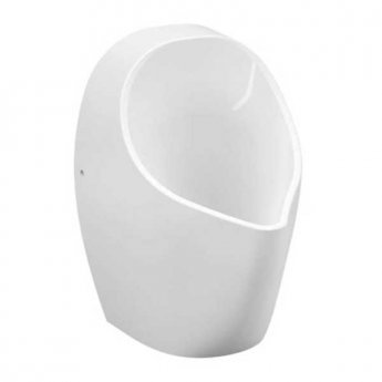 Vitra Arkitekt Urinal Without Water 405mm Wide - White