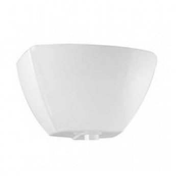 Vitra Arkitekt Urinal with Concealed Trap - 13.5 Litre Cistern