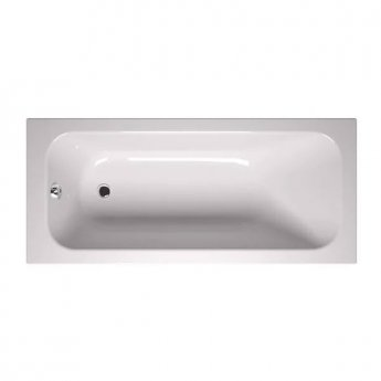 VitrA Balance Single Ended Rectangular Bath 1600mm x 700mm 0 Tap Hole