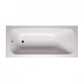 VitrA Balance Single Ended Rectangular Bath 1500mm x 700mm 0 Tap Hole