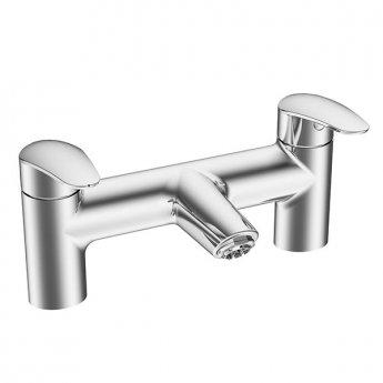 VitrA Dynamic Bath Filler Tap, Deck Mounted, Chrome