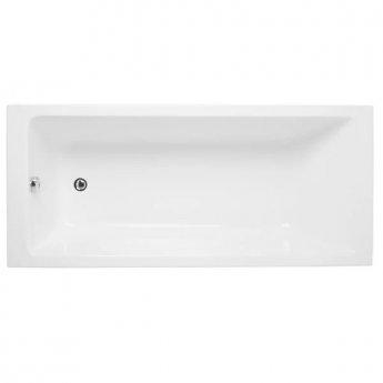 VitrA Neon Single Ended Rectangular Bath 1700mm X 750mm 0 Tap Hole