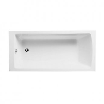 VitrA Neon Single Ended Rectangular Bath 1500mm X 700mm 0 Tap Hole