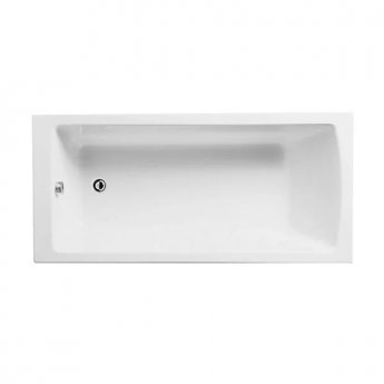 VitrA Neon Single Ended Rectangular Bath 1600mm X 700mm 0 Tap Hole