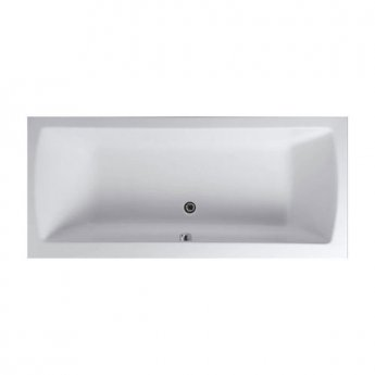 VitrA Neon Double Ended Rectangular Bath 1800mm x 800mm 0 Tap Hole