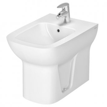 VitrA S20 Back to Wall Bidet 360mm Wide 1 Tap Hole