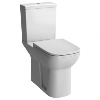 Vitra S20 Comfort Height Close Coupled Toilet with Push Button Cistern - Standard Seat